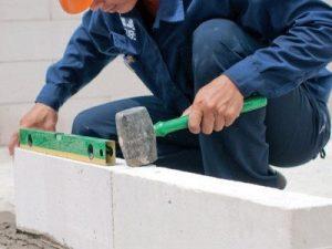 Hình ảnh hướng dẫn cách xây gạch siêu nhẹ AAC, gạch bê tông nhẹ