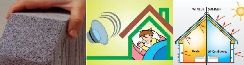 10 lợi ích sử dụng gạch bê tông nhẹ AAC để xây nhà