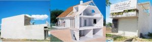 Nhà ở | Khách sạn xây bằng gạch siêu nhẹ aac thay cho gạch đỏ