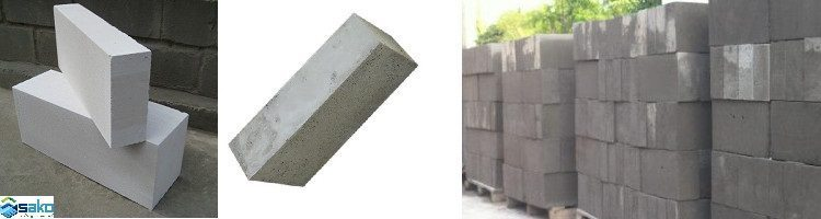 gạch không nung, gạch block