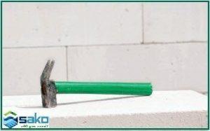 Búa đóng đinh - Dụng cụ xây gạch AAC