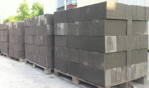 Gạch bê tông bọt khí | Gạch bê tông nhẹ thông thường