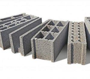 Các loại gạch xi măng cốt liệu | gạch block dạng lỗ rỗng