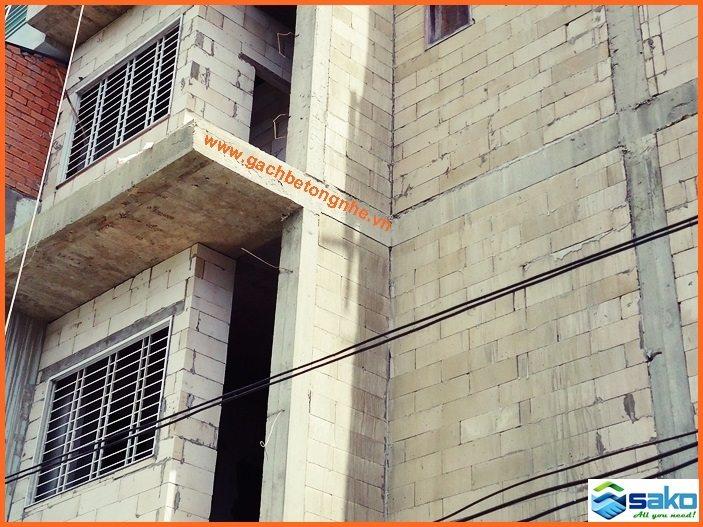 Gạch bê tông nhẹ tại Hà Nội