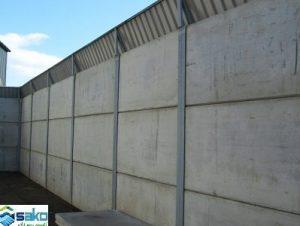 Ảnh xây tường bằng tấm panel LC không lõi thép