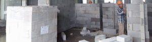 Những lưu ý cần thiết khi xây gạch siêu nhẹ aac