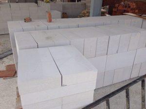 Kho gạch xây không nung tại Hà Nội, Nam Định, Thái Nguyên