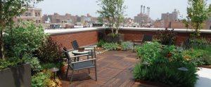 Biện pháp chống nóng sân mái, gạch bê tông nhẹ