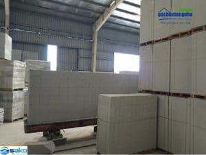 Cung cấp gạch bê tông nhẹ aac tại Ninh Bình, Thái Bình, Thanh Hóa