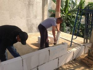 Gạch chống nóng siêu nhẹ | Gạch siêu nhẹ chống nóng | Gạch bê tông chống nóng