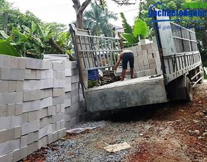 Địa chỉ mua gạch siêu nhẹ aac tại Hà Nội và các tỉnh