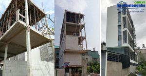 Mua gạch aac tại Hà Nội xây nhà cao tầng