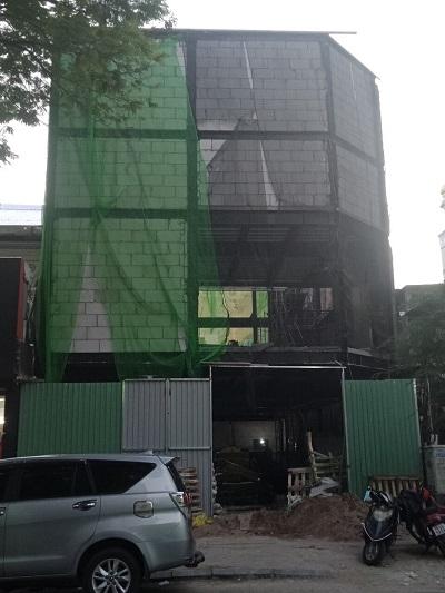 Nhà phố | Biệt thự sử dụng gạch bê tông nhẹ