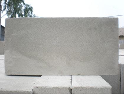 Gạch bê tông nhẹ thường, bê tông bọt