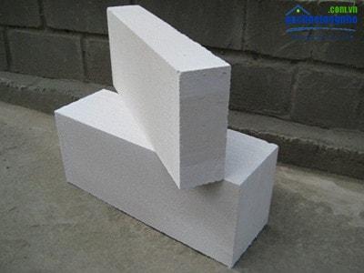 Gạch siêu nhẹ kích thước 600x200x150mm