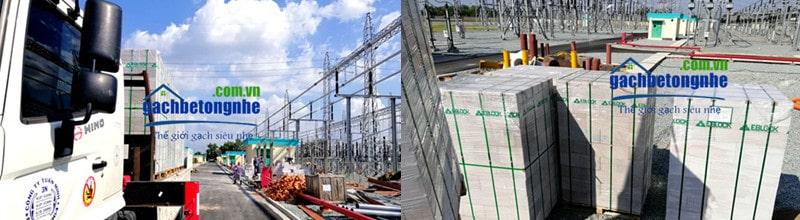 Dự án trạm biến áp 500kV tại Bình Dương