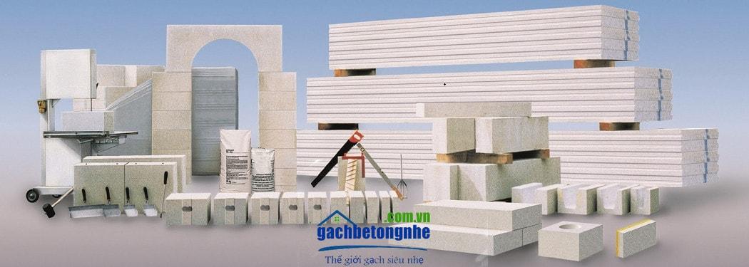 Gạch bê tông nhẹ AAC, gạch siêu nhẹ AAC, gạch block, gạch không nung, gạch AAC, gạch nhẹ AAC