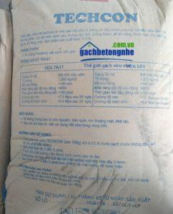 Vữa xây gạch siêu nhẹ | vữa xây gạch AAC