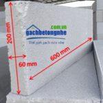 Gạch AAC 60mm chống nóng