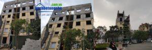 Sử dụng gạch AAC cho công trình cải tạo nhà