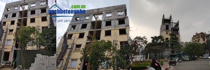 Sửa nhà cũ | Cải tạo nhà phố hiệu quả với gạch AAC