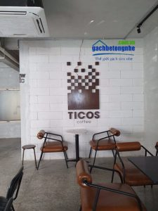 Quán Ticos Coffee tại TP HCM