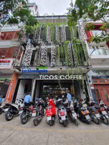Ticos Coffee tại TP HCM