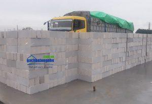 Nhà máy sản xuất gạch AAC tại Hà Nội