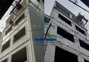 Gạch chống nóng AAC cho nhà cao tầng