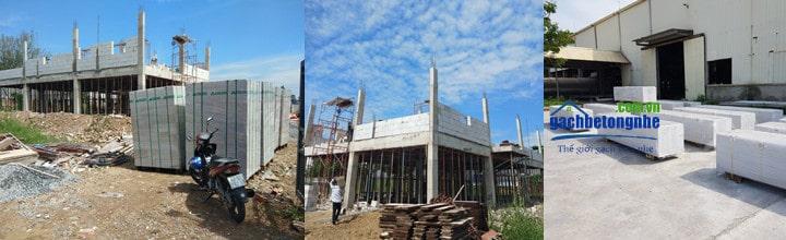 Những dấu ấn vượt thời gian cùng Gạch xây AAC từ SAKO Việt Nam