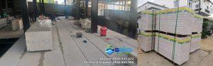 Lắp sàn bằng tấm panel ALC | Tấm panel bê tông nhẹ lắp sàn