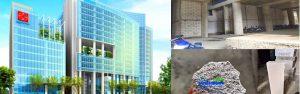 Dự án BRG Grand Plaza 16 Láng Hạ sử dụng Gạch AAC Viglacera