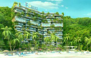 Tổ hợp du lịch xanh Flamingo Cát Bà Beach Resort