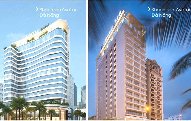 Dự án: Khách sạn Avatar Đà Nẵng