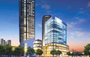 Tổ hợp căn hộ cao cấp INDOCHINA Hà Nội Plaza