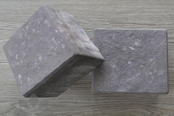 Gạch cubic bê tông lát sân vườn vỉa hè