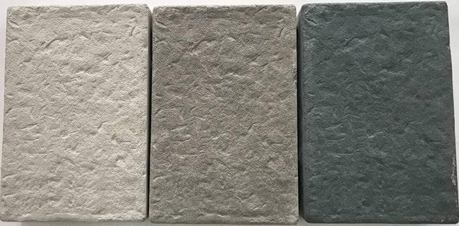 Các loại gạch bê tông giả đá