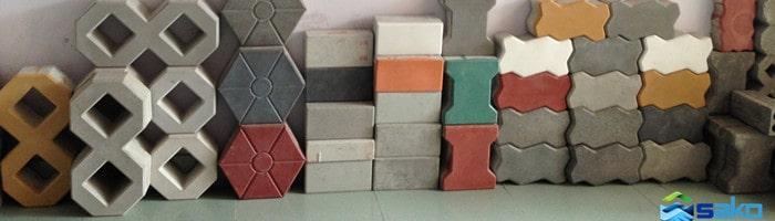 Gạch bê tông tự chèn là gì? Các loại gạch tự chèn