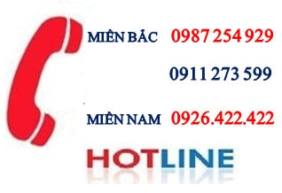 Điện thoại liên hệ hotline