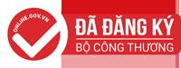 Logo Đã đăng ký bộ công thương