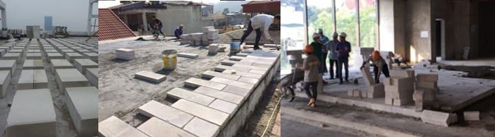 Biện pháp nâng nền nhà | Giải pháp tôn nền sàn âm hiệu quả nhất