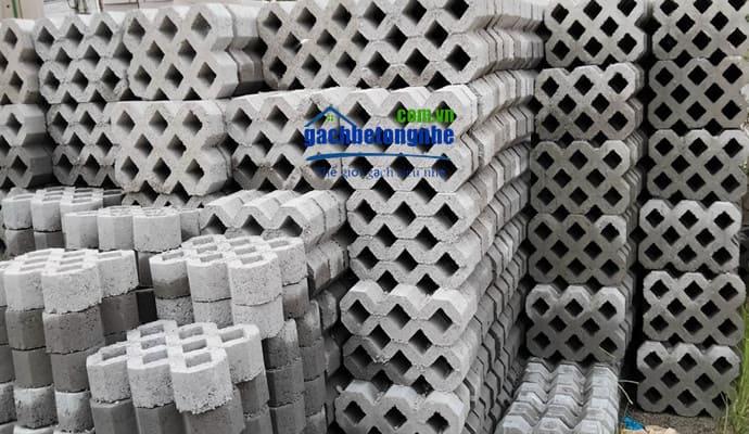 Nhà máy gạch bê tông trồng cỏ Hà Phương ở TPHCM