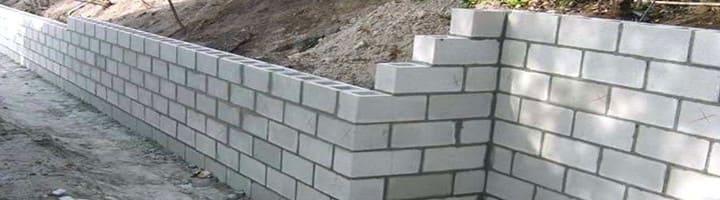 Xây tường rào bằng gạch block | gạch bê tông nào giá rẻ và tốt nhất?