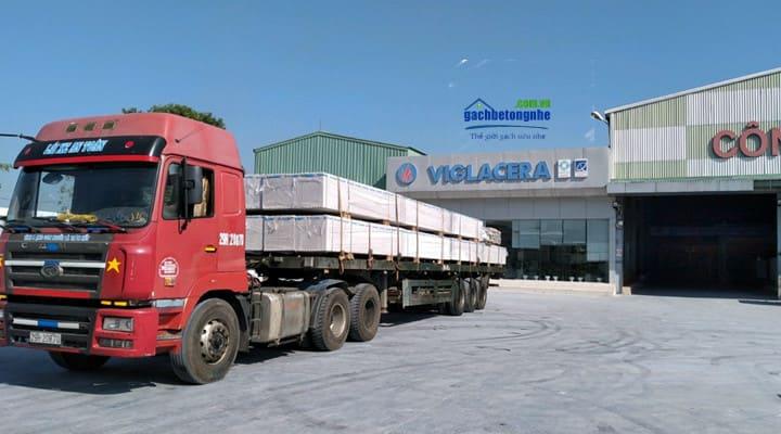 Nhà máy sản xuất tấm panel ALC tại Thanh Hóa