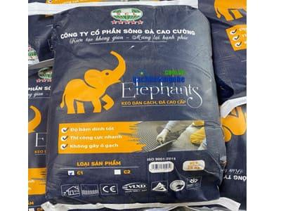 Keo dán gạch đá SCL Elephants