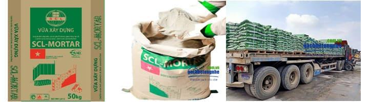 Báo giá vữa khô trộn sẵn   Tổng kho vữa trộn sẵn năm 2021