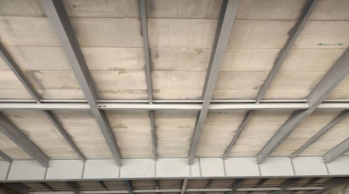 Công nghệ sàn lắp ghép tấm bê tông siêu nhẹ EPS