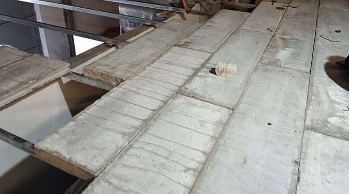 Sàn lắp ghép bằng bê tông nhẹ EPS