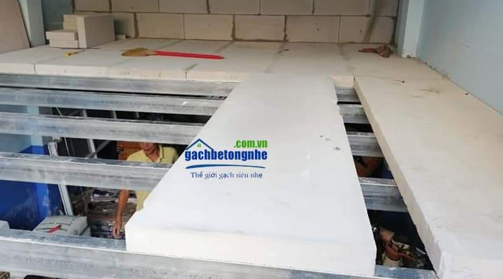 lắp ghép tấm sàn nhẹ tại thành phố Hải phòng