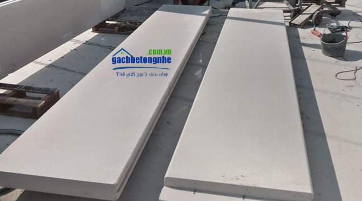 Tấm sàn bê tông nhẹ ALC tại Hải Phòng